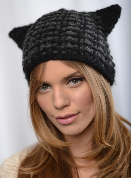 AnnaLynne McCord Hats