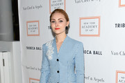 AnnaSophia Robb Fitted Jacket
