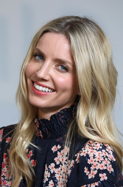 Annabelle Wallis Long Wavy Cut [the mummy,photo,hair,blond,face,hairstyle,eyebrow,layered hair,long hair,lip,beauty,chin,annabelle wallis,cast,cast,build ldn,build ldn,aol london,england,event]