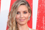 Annabelle Wallis Side Sweep