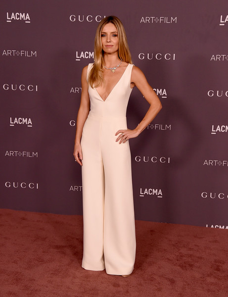 Annabelle Wallis Jumpsuit [gown,flooring,fashion model,dress,shoulder,formal wear,carpet,joint,leg,cocktail dress,arrivals,george lucas,mark bradford,annabelle wallis,california,los angeles,lacma,lacma art film gala]