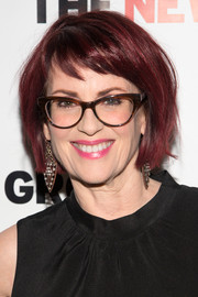 Megan Mullally was stylishly coiffed with this bob at the opening of 'Annapurna.'