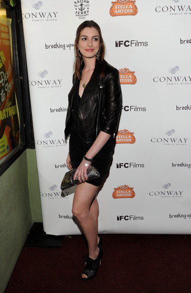 Anne Hathaway Ankle Boots