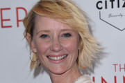 Anne Heche Layered Razor Cut