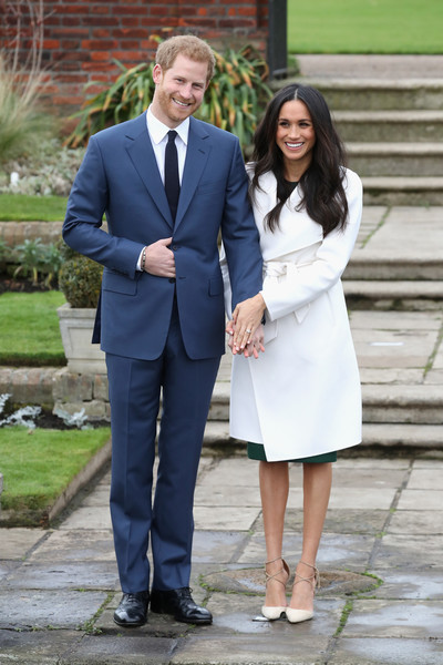 Look of the Day: November 27th, Meghan Markle