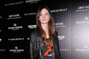 Anouck Lepere Leather Jacket