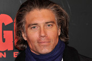 Anson Mount Solid Scarf