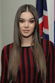 Hailee Steinfeld gave us hair envy with this long, sleek layered cut at the Trailblazers: Women in the Workplace event.