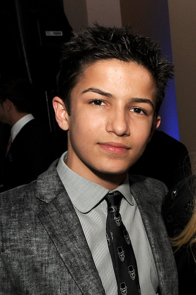'Ender's Game' Afterparty in LA