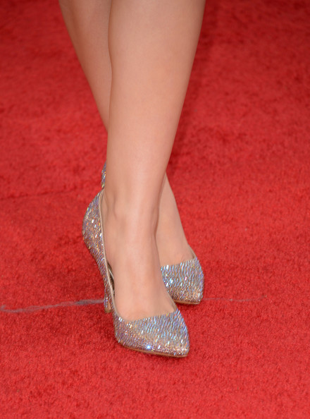 Ariel Winter Evening Pumps