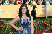 Ariel Winter Print Dress
