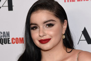 Ariel Winter Red Lipstick
