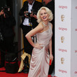Kimberley Wyatt at the 2013 British Academy Television Awards