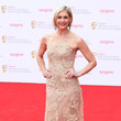 Jenni Falconer at the 2013 British Academy Television Awards