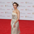 Kara Tointon at the 2013 British Academy Television Awards