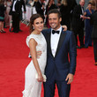 Spencer Matthews and Lucy Watson at the 2013 British Academy Television Awards