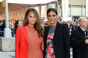 Rachel Roy and Chrissy Teigen Photo