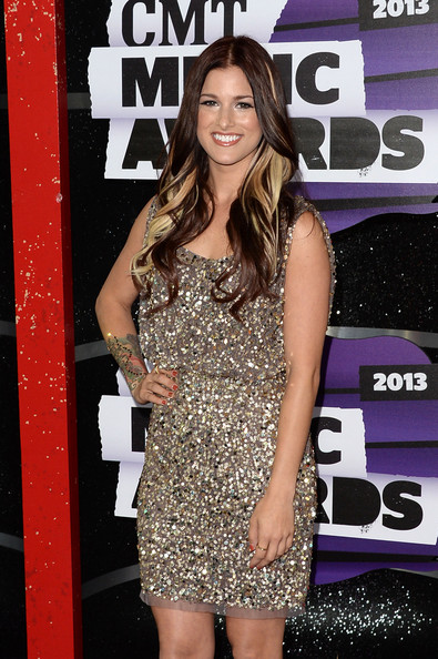More Pics of Cassadee Pope Metallic Nail Polish (1 of 4) - Cassadee Pope Lookbook - StyleBistro