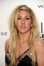 Ellie Goulding oozed a punk vibe with her messy layered cut during the Elle Style Awards.