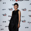 Zhang Jing Chu at the Lancome Show by Alber Elbaz Party