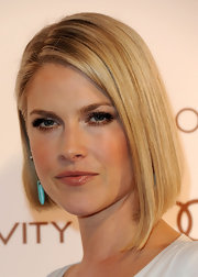 Ali Larter wore her sexy angled bob ultra-straight and with tons of shine at the Art Elysium's 5th Annual Heaven Gala.