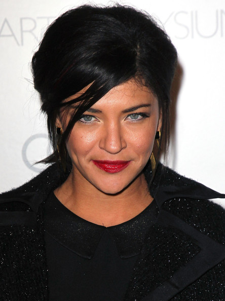 More Pics of Jessica Szohr Hard Case Clutch (1 of 11) - Jessica Szohr Lookbook - StyleBistro