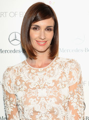 Paz Vega sported a nary-a-stray bob at the Art of Elysium's Heaven Gala.