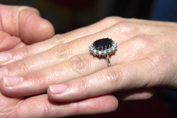 Kate Middleton's Ring Came From Prince Harry