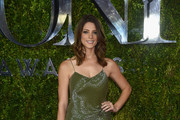 Ashley Greene Beaded Dress