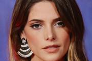 Ashley Greene Diamond Chandelier Earrings