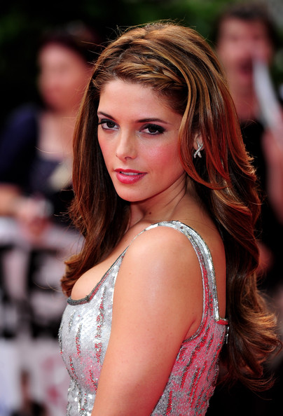 Ashley Greene Diamond Studs