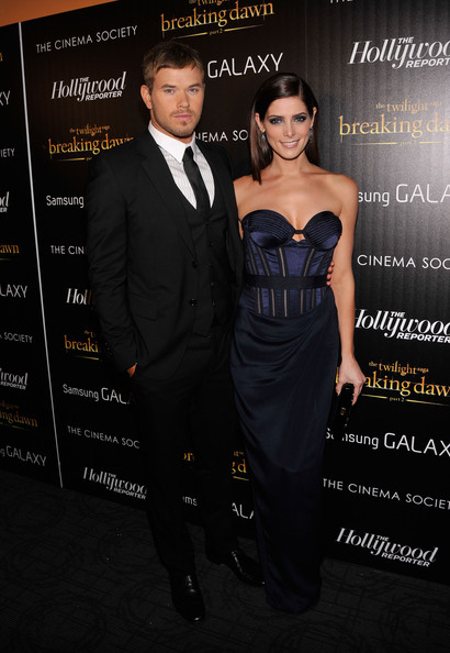 """The Cinema Society With The Hollywood Reporter And Samsung Galaxy Host A Screening Of """"The Twilight Saga: Breaking Dawn Part 2"""" - Arrivals"""