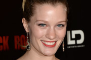 Ashley Hinshaw Red Lipstick