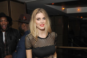 Ashley James Little Black Dress