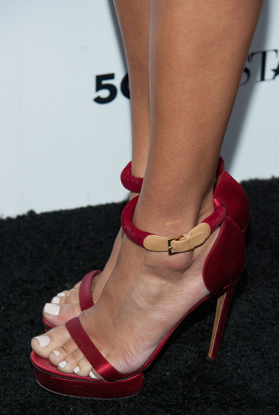 Ashley Madekwe Shoes