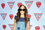 Ashley Madekwe Leather Lace-ups