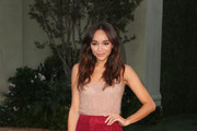 Ashley Madekwe Tank Top