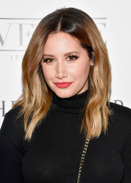 Ashley Tisdale Medium Wavy Cut [high school musical,hair,beauty,human hair color,eyebrow,hairstyle,fashion model,blond,long hair,shoulder,layered hair,actress,ashley tisdale,hair,beauty,human hair color,eyebrow,hairstyle,la cocktail party benefiting beyond type 1,beyond la host committee,ashley tisdale,high school musical,sharpay evans,troy bolton,actor,celebrity,singer,sharpays fabulous adventure]