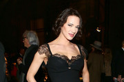 Asia Argento Little Black Dress
