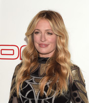 Cat Deeley was gorgeously coiffed, as usual, with long golden waves during Audi's celebration of Emmys week.