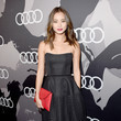 Look of the Day, January 9th: Jamie Chung's Red Accents