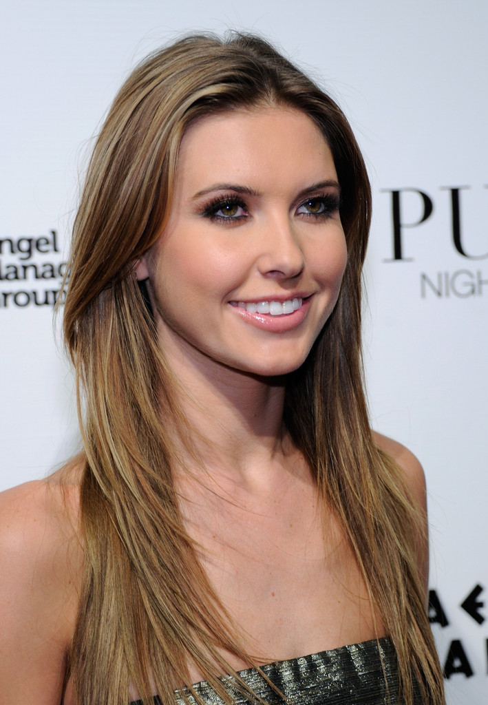more pics of audrina patridge layered cut 17 of 29