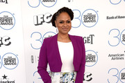 Ava DuVernay Cropped Jacket
