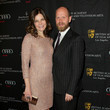 Daniel Wingate and Betsy Brandt