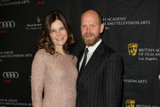 Daniel Wingate and Betsy Brandt Photo
