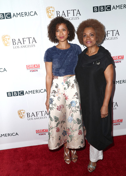 More Pics of Gugu Mbatha-Raw Box Clutch (1 of 7) - Clutches Lookbook - StyleBistro