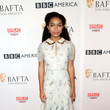 Yara Shahidi at BBC America BAFTA Los Angeles TV Tea Party