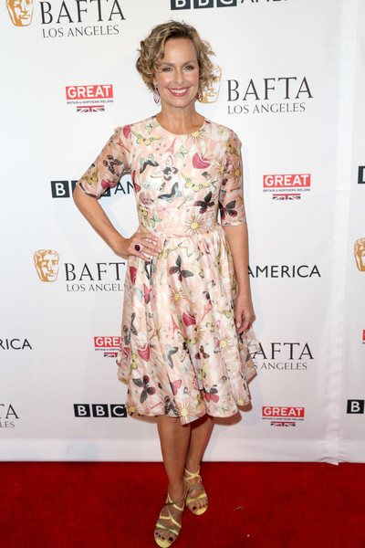 Melora Hardin at BBC America BAFTA Los Angeles TV Tea Party
