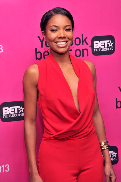 bb7a65964dc More Pics of Gabrielle Union Jumpsuit (7 of 15) - Gabrielle Union Lookbook  - StyleBistro