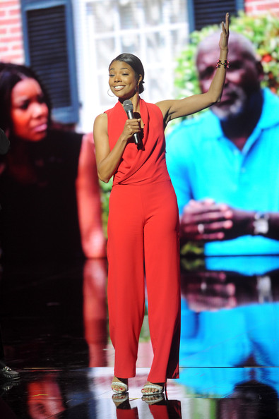 85e41a1a46c More Pics of Gabrielle Union Jumpsuit (3 of 15) - Gabrielle Union Lookbook  - StyleBistro
